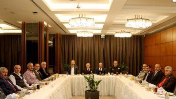 """Bayrampaşa Belediye Başkanı Aydıner : """"Muhtarlar bizim en büyük yardımcımız"""""""