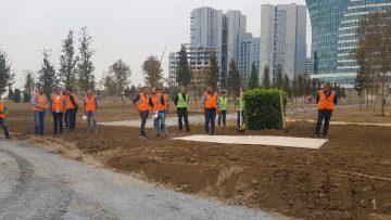 İstanbul'un ilk Millet Bahçesi 8 Kasım'da açılıyor