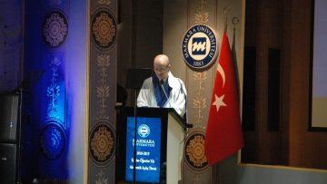 Marmara Üniversitesi'nden TBMM Başkanı Yıldırım'a fahri doktora 2