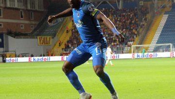 Samuel Eduok, 4. golünü kaydetti
