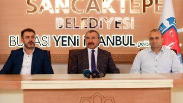 Sancaktepe Belediyespor'da Mustafa Uğur dönemi başladı