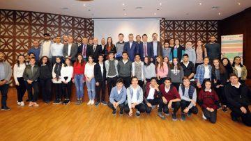 Tuzla Belediyesi, uluslararası projeyle eğitim ve istihdamda bir ilki daha gerçekleştirdi