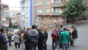 Yıkım tehlikesiyle evini boşaltan vatandaşlar yardım bekliyor