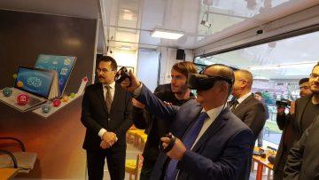 'BTK Tırı'nın yeni istasyonu, Zonguldak