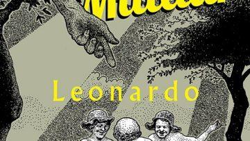 Lale Müldür'ün yeni şiir kitabı Leonardo raflarda