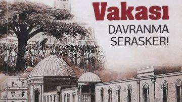 Alperen Demir'in 'Çerkes Hasan Vak'ası' adlı kitabı raflarda