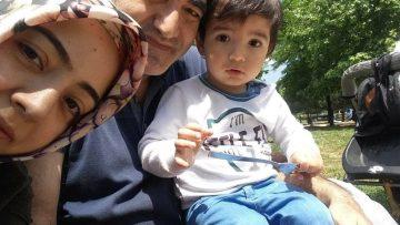 Bebeğini kurtarırken hayatını kaybeden kahraman babanın eşi o anları anlattı