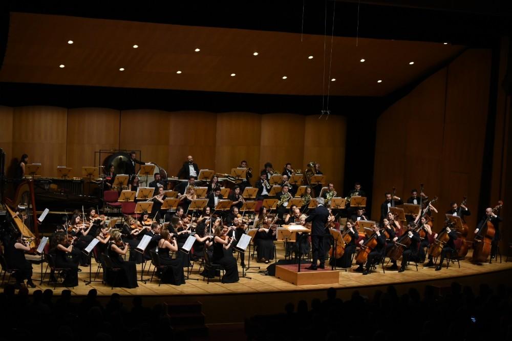 Haydar Aliyev, vefatının 15. yılında senfonik eserlerle CRR'de anılıyor