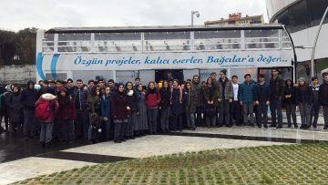Liseli öğrenciler üniversitelerini seçiyor