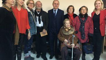 Ünlü yazarların eşyaları Kadıköy'de gün yüzüne çıktı