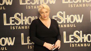 LeShow Gala Defilesi ünlü mankenlerin katılımıyla gerçekleştirildi