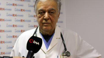 Oyuncu Yalçın Menteş hakkında doktorundan açıklama