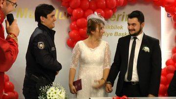14 Şubat'ta Kelepçeli Nikah