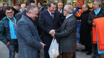 """Arısoy: """"Zeytinburnu'ndaki tarihi varlıkları, merak edilen, ziyaret edilen bir konuma çıkaracağız"""""""