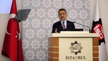 Cumhurbaşkanı Yardımcısı Oktay sanayicilere seslendi