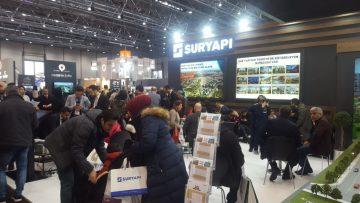 Evim Türkiye Fuarı'na Avrupalı Türklerden ziyaretçi akını