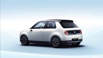 Honda'nın yeni model elektrikli aracı 'Honda e Prototype' Cenevre Otomobil Fuarı'nda tanıtılacak