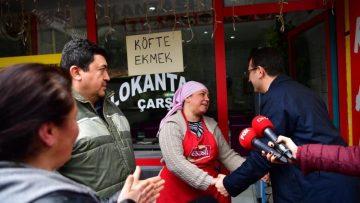 """İmamoğlu: """"1 Nisan'ı iple çekiyoruz çalışmak için 24 saat yetmeyecek"""""""