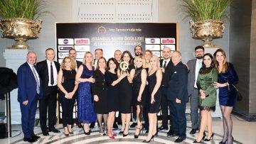 İstanbul Cerrahi Hastanesi'ne 'Yılın Sağlık Markası' ödülü