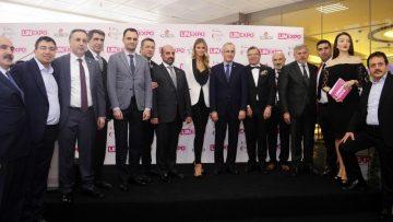 Linexpo İstanbul Fuarı kapılarını açtı