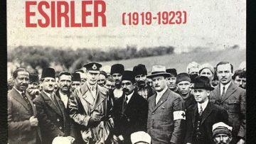 Milli Mücadele'de Türk ve Yunan Esirler (1919-1923) raflarda