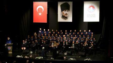 Unutulmaz aşk şarkılarının bestecisi Maltepe'de anıldı