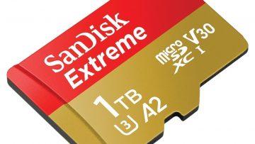 Western Digital, 'Dünyanın en hızlı microSD kartı' olduğu belirtilen yeni modelini tanıttı