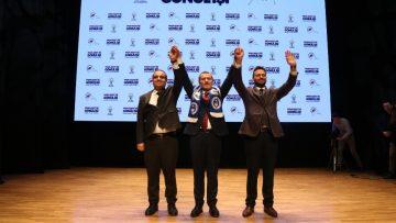Zeytinburnu'ndan Arısoy'a tam destek