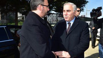Fatih Belediye Başkan Adayı Ergün Turan Roman vatandaşlarla buluştu