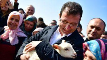 """İmamoğlu: """"150 köyde tarım üretimini destekleyeceğiz"""""""