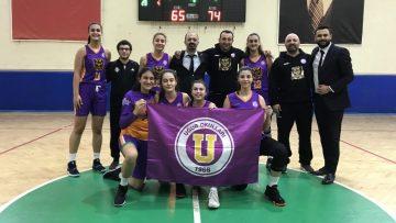 Kız Basketbol Takımı Türkiye 5'incisi oldu