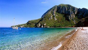 Mavi bayraklı plaj ödüllerinin galibi Antalya oldu