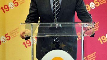 """Metin Öztürk: """"Yönetim ibra edilmemeyi hak etti ama zamanlama yanlış oldu"""""""