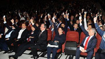 Mustafa Cengiz'in ikinci dönemi idari olarak ibra edilmedi