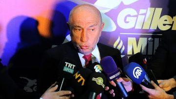 """Nihat Özdemir: """"Yeni bir ruh, yeni bir takımla başarıya ulaşacağına inanıyoruz"""""""