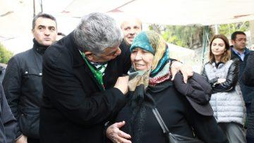 """Sarıyer Belediye Başkanı adayı Genç: """"Seçim bir gün ama yaşam her gün"""""""