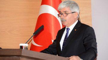 """Türkiye Noterler Birliği Başkanı Cin: """"Nöbetçi noterlik uygulaması ekonominin canlanmasını amaçlıyor"""""""