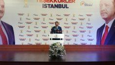 """AK Parti Genel Başkan Yardımcısı Yavuz: """"AK Parti lehine düzeltilen oy sayısı 11 bin 109"""""""