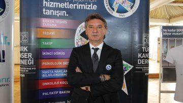 Burak Duruman: ''Türkiye'de senede 165 bin kişi kanser oluyor''