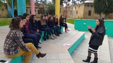 Kolej öğrencilerinden örnek davranış
