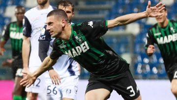 Merih Demiral golle tanıştı, Sassuolo galip geldi
