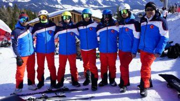 Snowboard Cross Milli Takımı, Dünya Gençler Şampiyonası'nda
