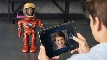 UBTECH ve Marvel Ekibi, Demir Adam'ın robotunu çıkardı