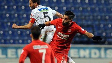 Ziraat Türkiye Kupası: Ümraniyespor: 0 – Akhisarspor: 1 (Maç sonucu)